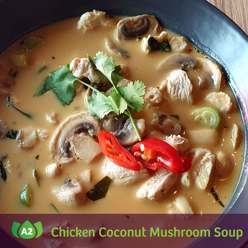 A2 Tom Khaa Gai Chicken Coconut Soup
