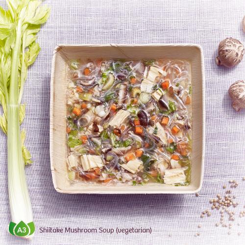 A3 Tom Djud Djeh Shiitake Mushroom Soup