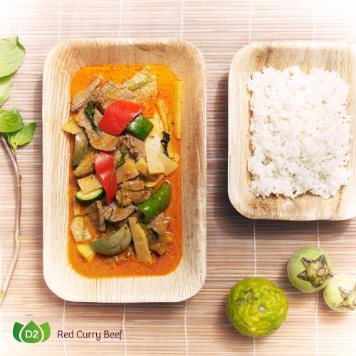 D2 Gaeng Daeng Nua Red Curry Beef