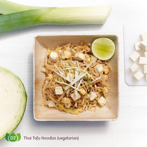 D7 Pad Thai Taho Hu Thai Tofu Noodles